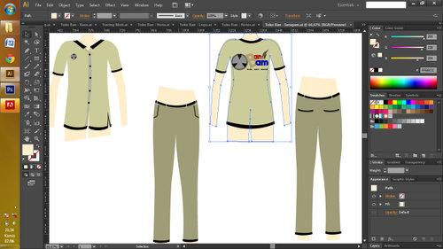 Desain-baju