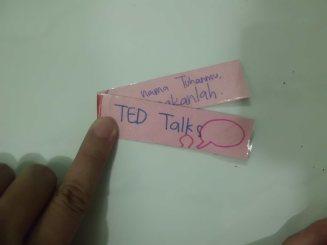 Kutipan dari channel TED Talk Youtube